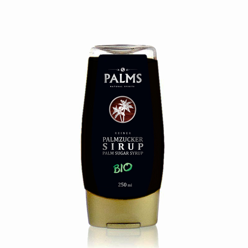 PALMS Palmzuckersirup - BIO - 250 ml