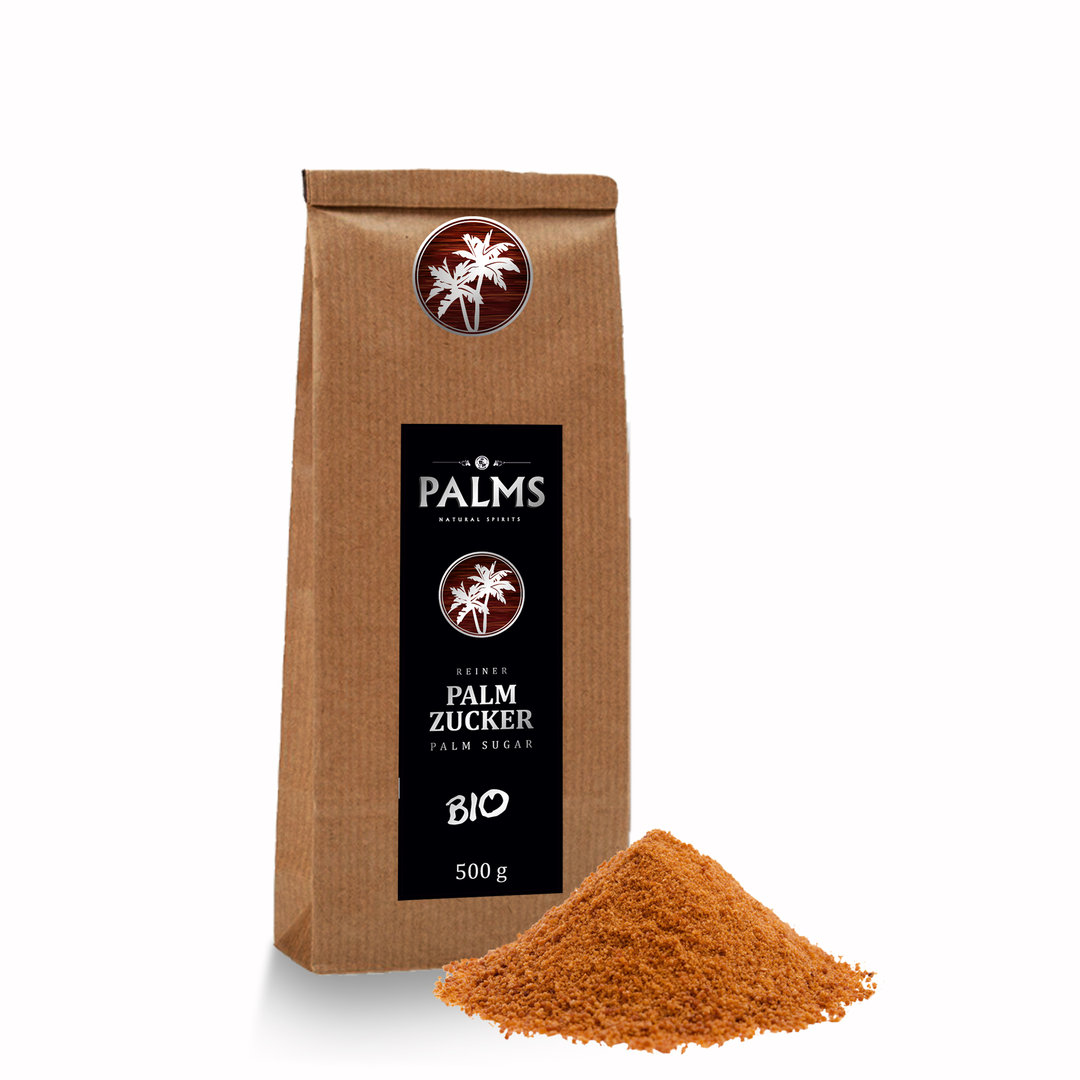 PALMS BIO Palmzucker - 500g